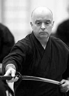 Gerald Eisenack Sensei